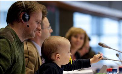 La PPIINA opina: ¡La paternidad es el problema! Confusión sobre la igualdad de género en el Parlamento Europeo