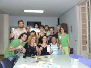 Grupo promotor de la Asociacion PPIINA