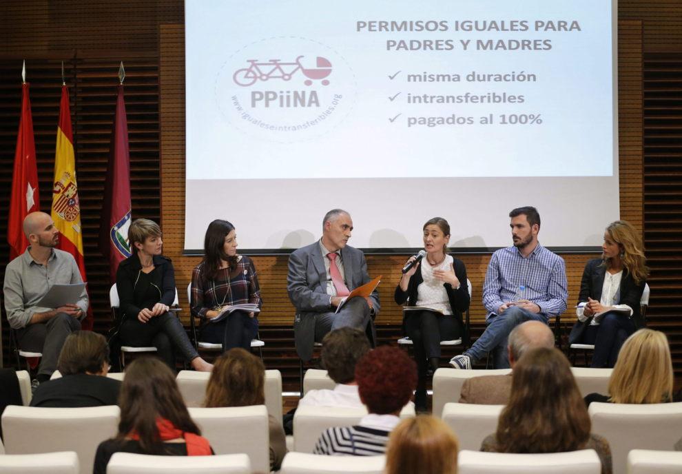 Momento del debate celebrado por la PPiiNA con los diferentes partidos políticos el pasado 21 de octubre. Foto:  El Mundo.