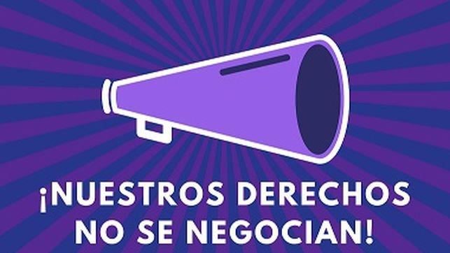 La PPiiNA convoca al 15E junto a muchas otras organizaciones feministas