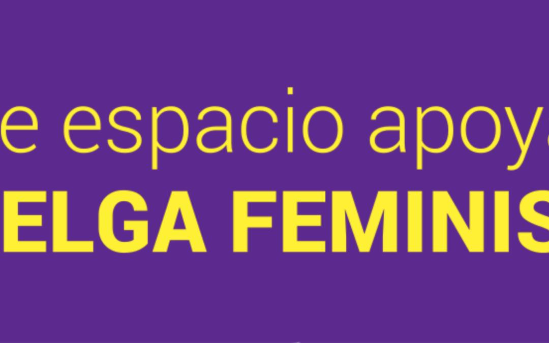 #HuelgaFeminista2019: ¡Juntas y a por todas!