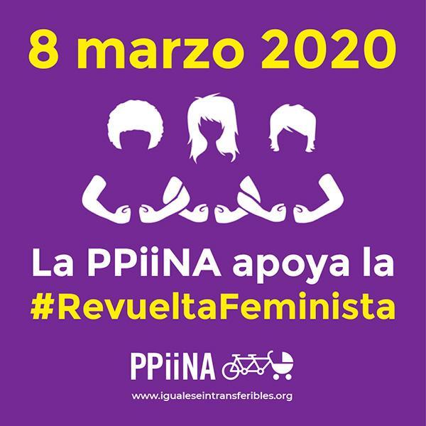 La revuelta feminista del #8M : ¡Que siga la ola para derribar al patriarcado!