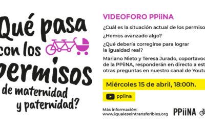 Videoforo PPiiNA: ¿Qué pasa con los permisos?